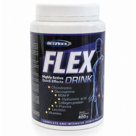 MEGABOL FLEX DRINK 400G