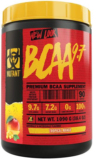 MUTANT BCAA 9.7 - TROPICAL MANGO 348G