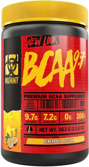 MUTANT BCAA 9.7 - PINEAPPLE PASSION 348G