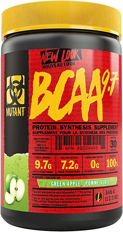 MUTANT BCAA 9.7 - APPLE 348G