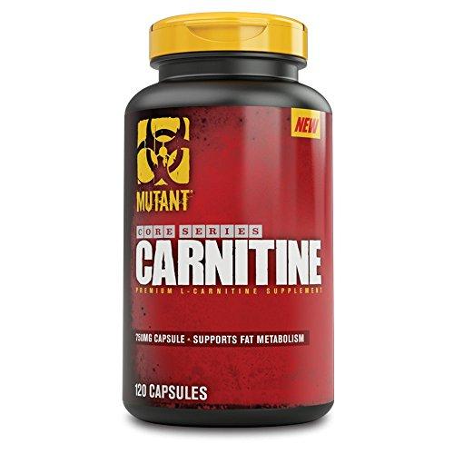 MUTANT CARNITINE - 120 CAPSULES