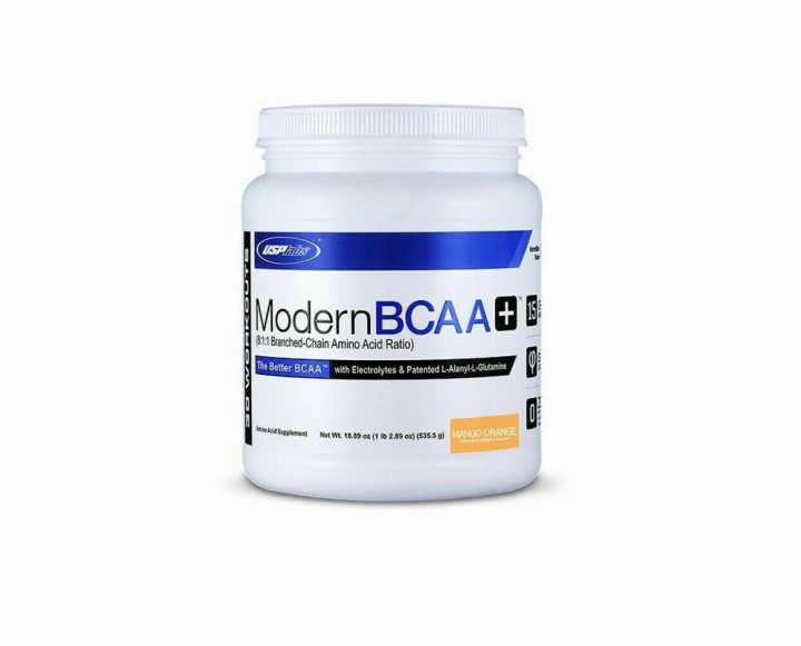 MODERN BCAA 8:1:1 - MANGO ORANGE 535G