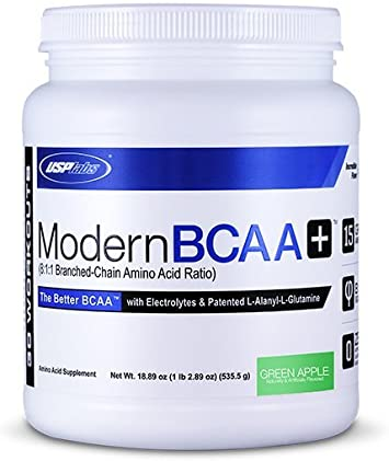 MODERN BCAA 8:1:1 - GREEN APPLE 535G