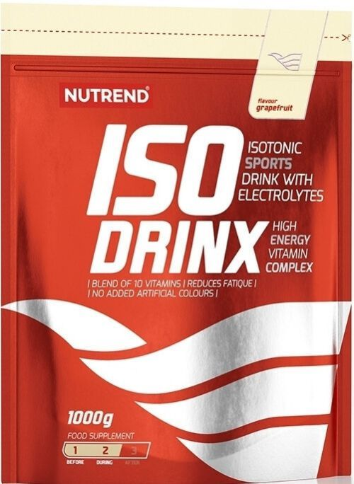 NUTREND ISO DRINK - GRAPEFRUIT 100G