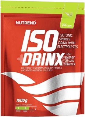 NUTREND ISO DRINK - GREEN APPLE 100G