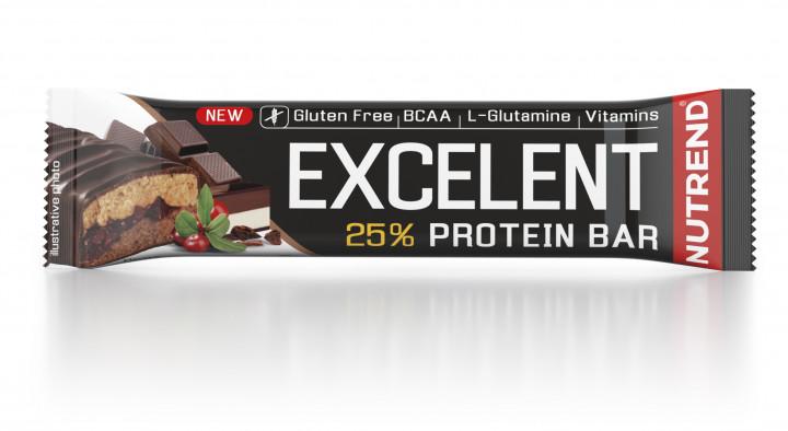 NUTREND EXCELLENT BAR - CHOCOLATE NUGAT 85G
