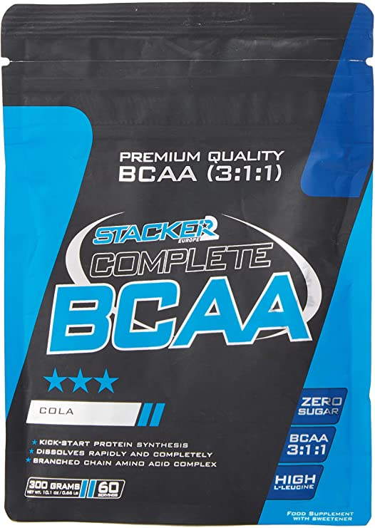 STACKER 2 COMPLETE BCAA 3:1:1 - COLA 300G