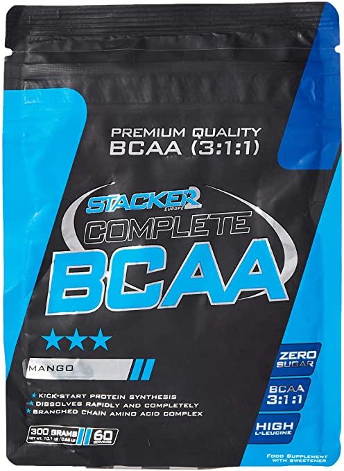 STACKER 2 COMPLETE BCAA 3:1:1 - MANGO 300G