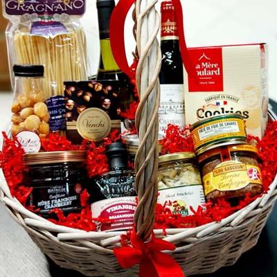 Wine and Deli Gift
