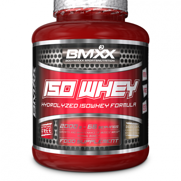 BMXX ISO WHEY - CHOCOLATE HAZELNUT 2000G