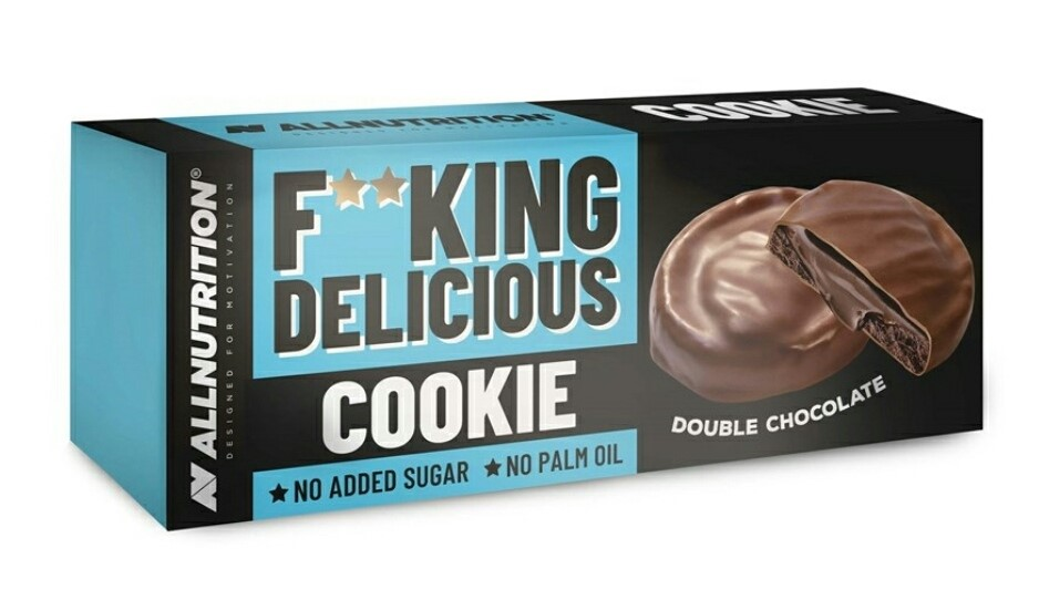 All Nutrition F**KING DELICIOUS COOKIE - Double Chocolate