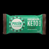 PULSIN - KETO MINT CHOC & PEANUT BAR