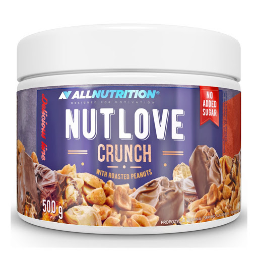 All Nutrition NUTLOVE 500g - Crunch