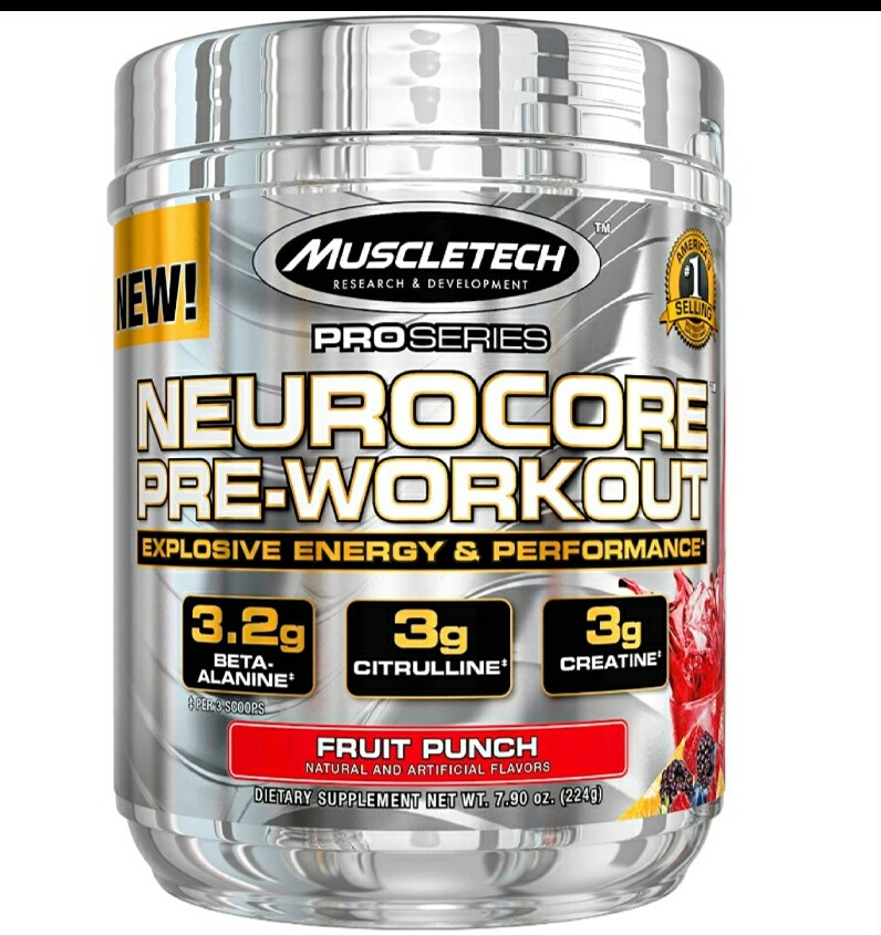 MuscleTech Neurocore Pro Series - Fruit Punch