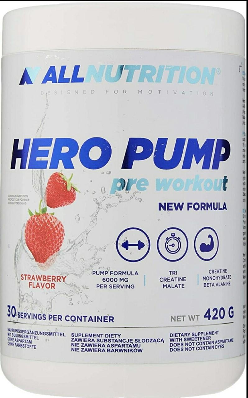 Allnutrition Hero Pump Strawberry