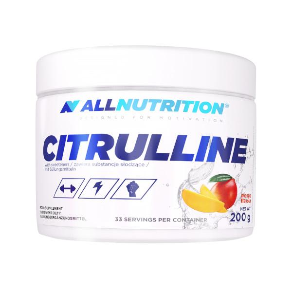 Citrulline ALLNUTRITION Citrulline 200g - Mango