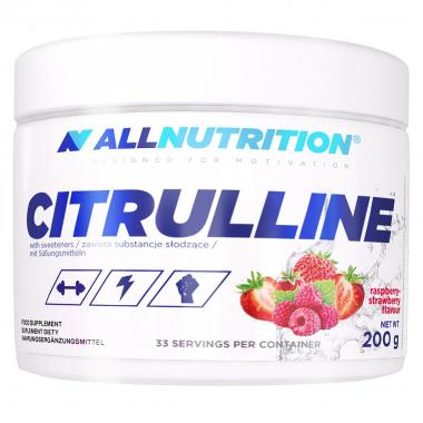 CITRULLINE - 200G RASPBERRY STRAWBERRY