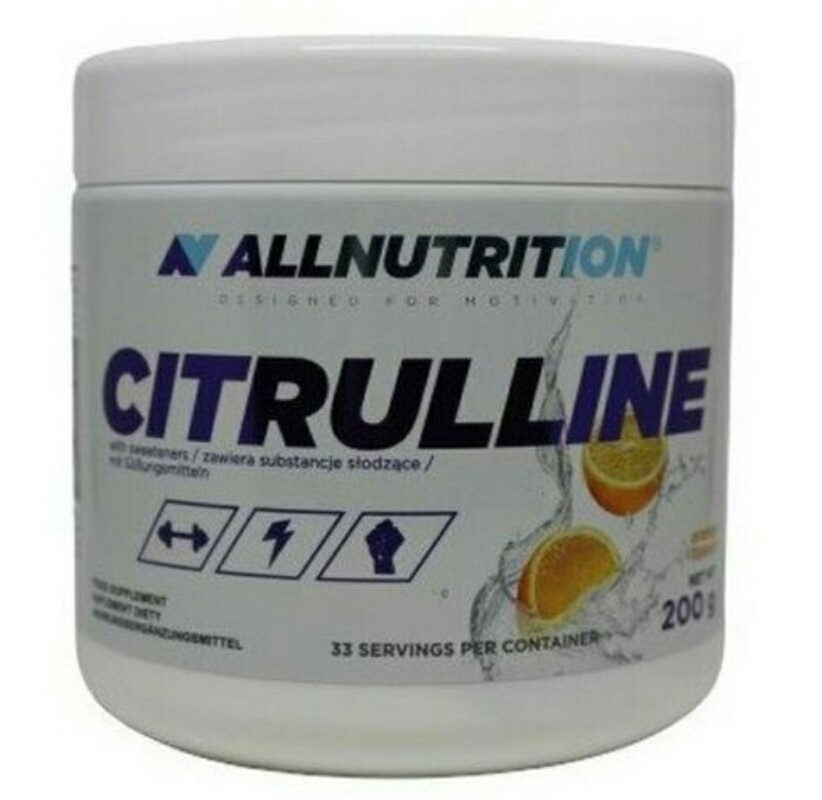 AllNutrition Citrulline Orange - 200g