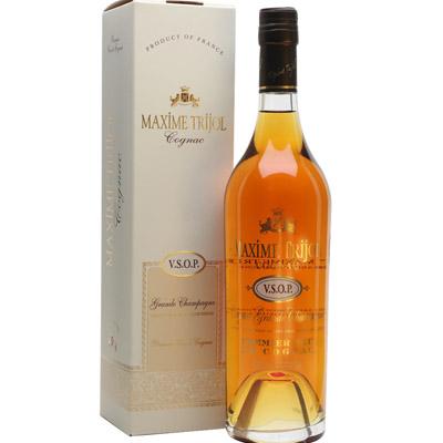 Cognac Maxime Trijol VSOP Grande Champagne Premier Cru de Cognac