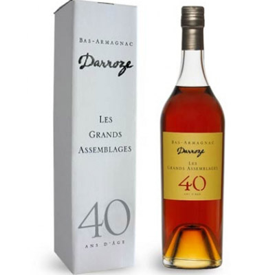 Darroze Grands Assemblages 40 Year Old Bas-Armagnac