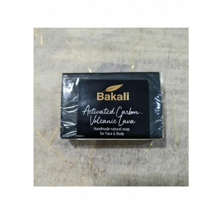 Handmade Activated Carbon Soap