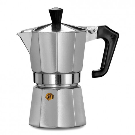 PEZZETTI ITALEXPRESS COFFEE MAKER 3 CUPS - SILVER