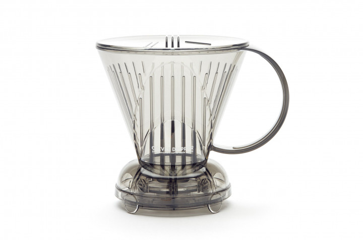 CLEVER COFFEE DRIPPER - Translucent Gray