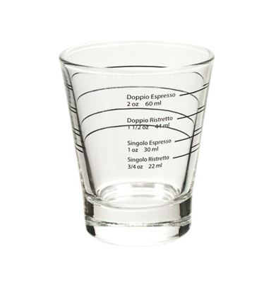 Measuring Glass VD Clear Color 60ML