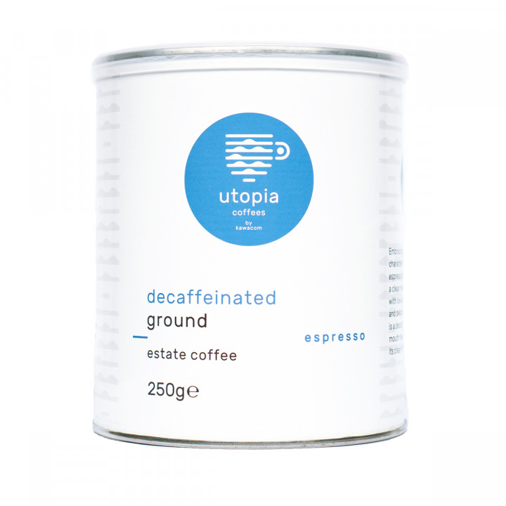 UTOPIA Decaf GROUND 250GR