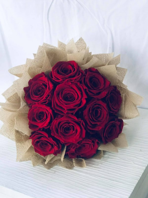 Forever Roses Bouquet