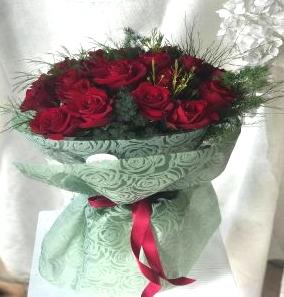 Twenty Red Roses
