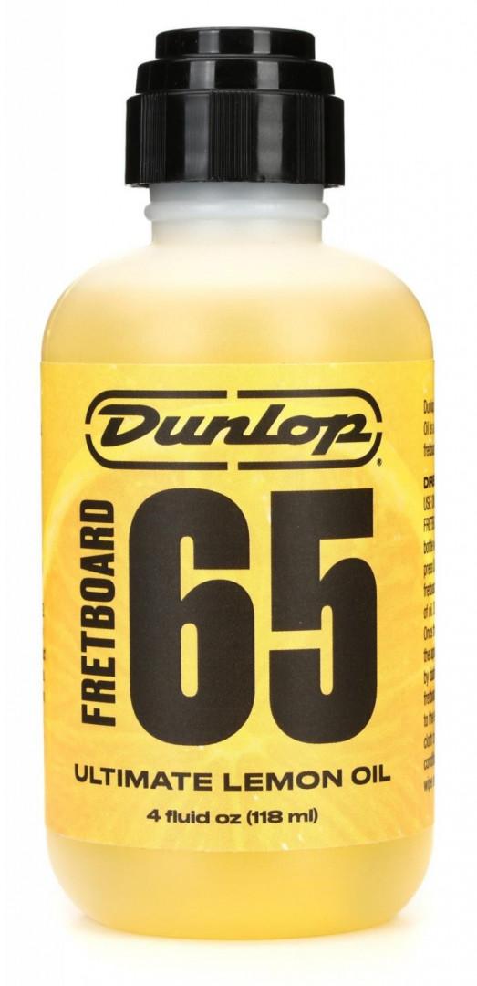 Dunlop Fretboard Ultimate Lemon Oil 65