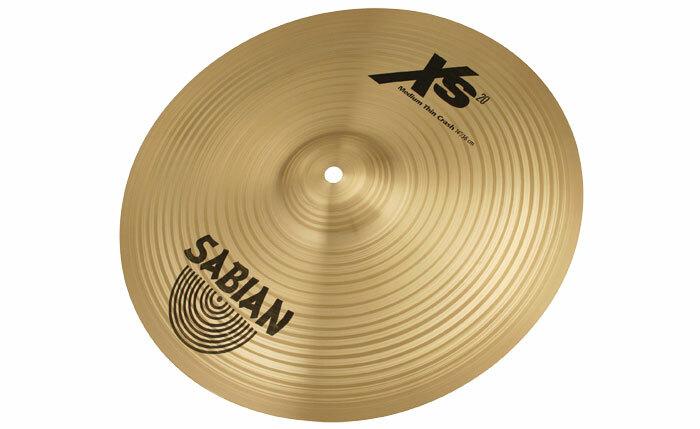 "Sabian 14"" Xs20 Medium-Thin Crash Cymbal XS1407"