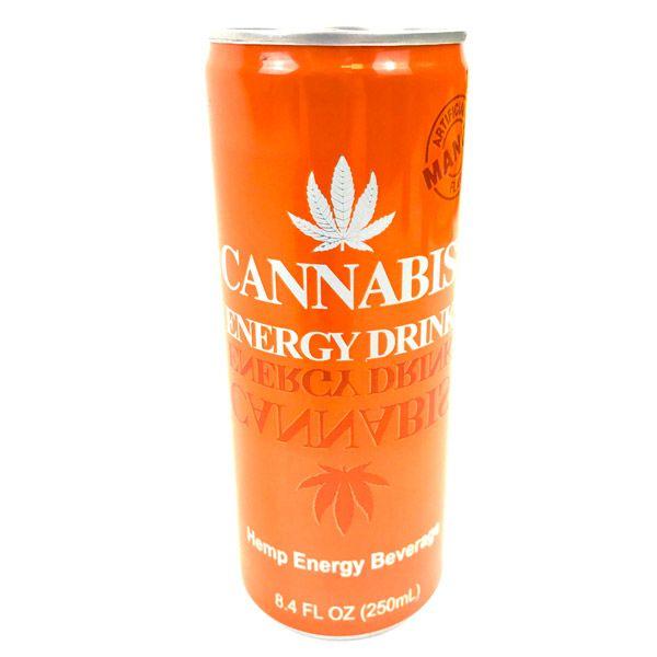 CANNABIS ENERGY DRINK MANGO 250ML