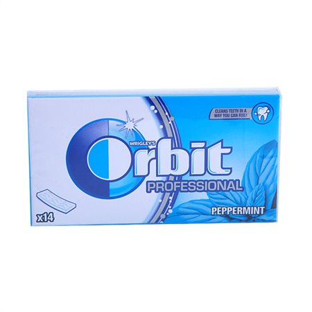 ORBIT PROFESSIONAL PEPPERMINT 27GR