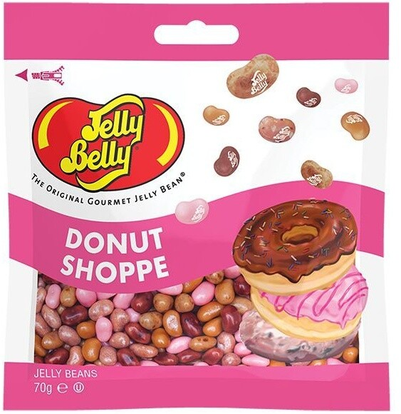 JELLY BELLY DONUT SHOPPE MIX BAG 70GR