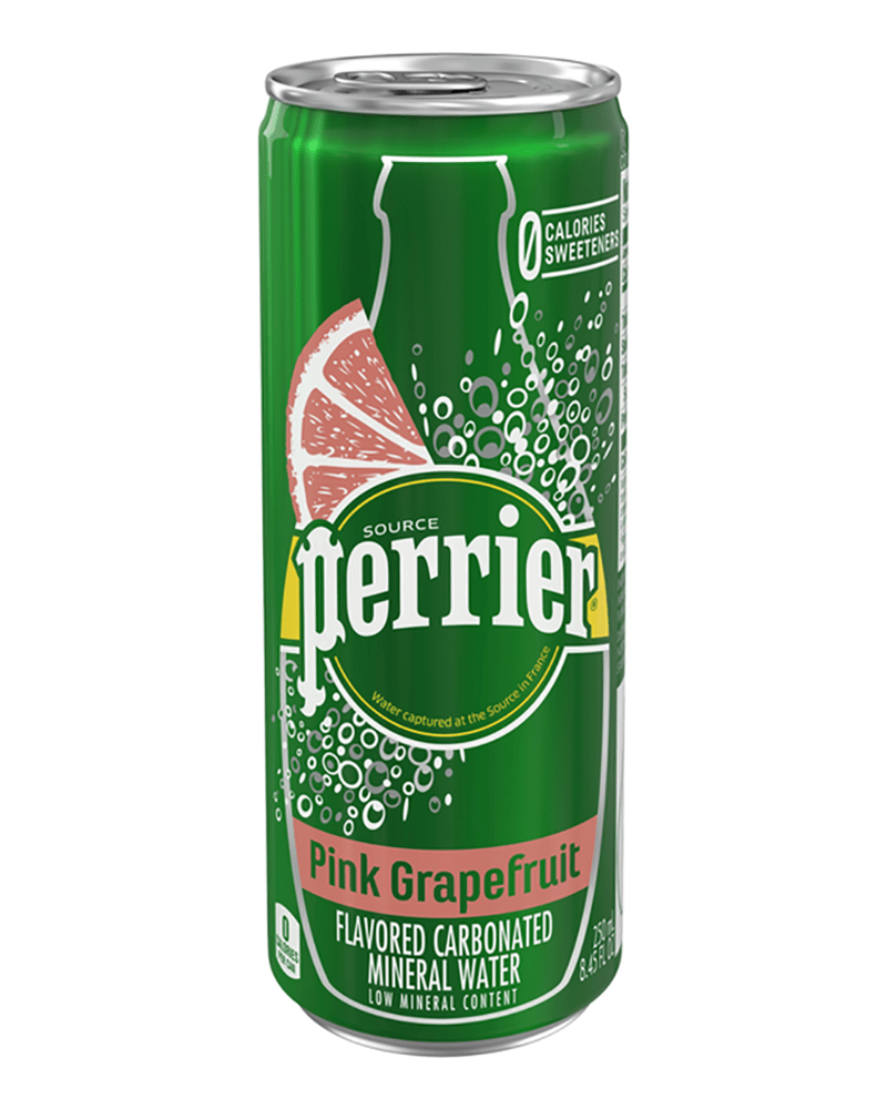 PERRIER P.GRAPFRUIT CAN 25CL