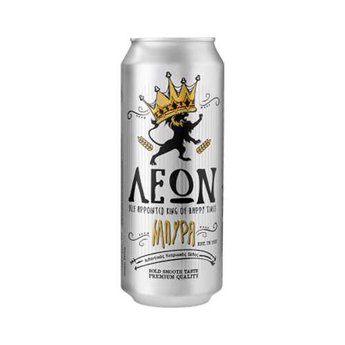 BEER LEON CANS 50CL