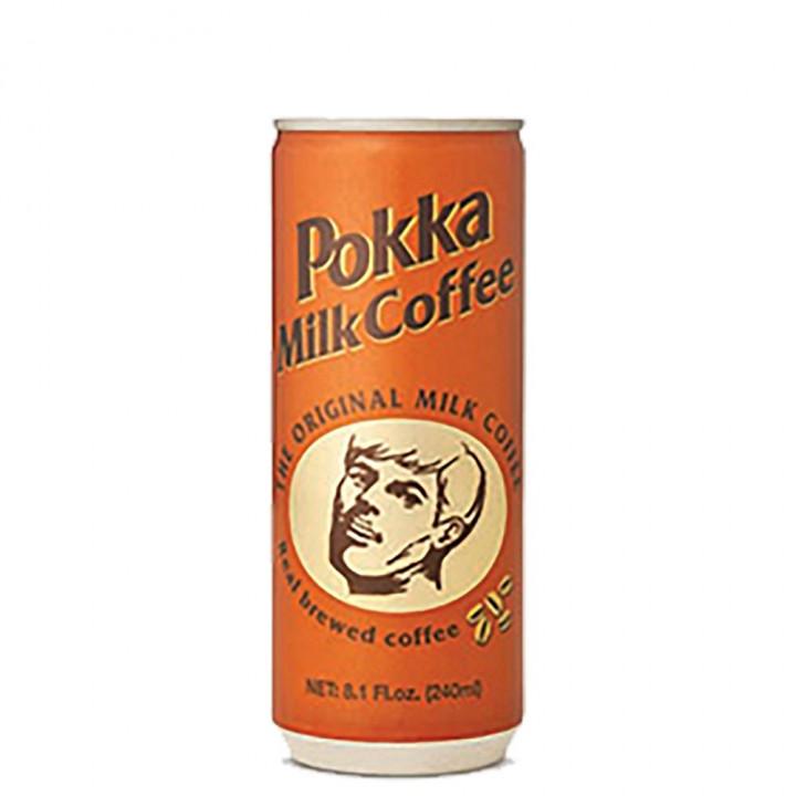 POKKA MILK COFFEE OR.