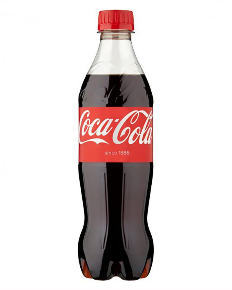 COCA COLA PET 0.5L