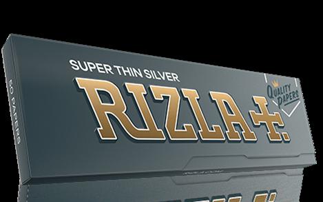RIZLA SILVER PAPER