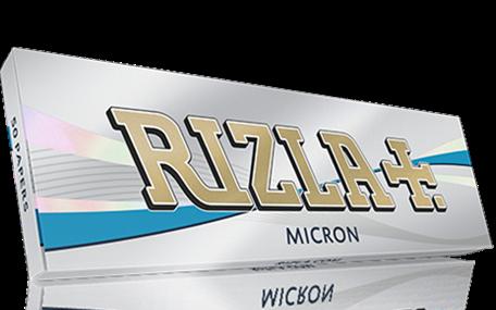 RIZLA SINGLE MICRON 50S