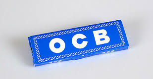 OCB PAPER BLUE X50