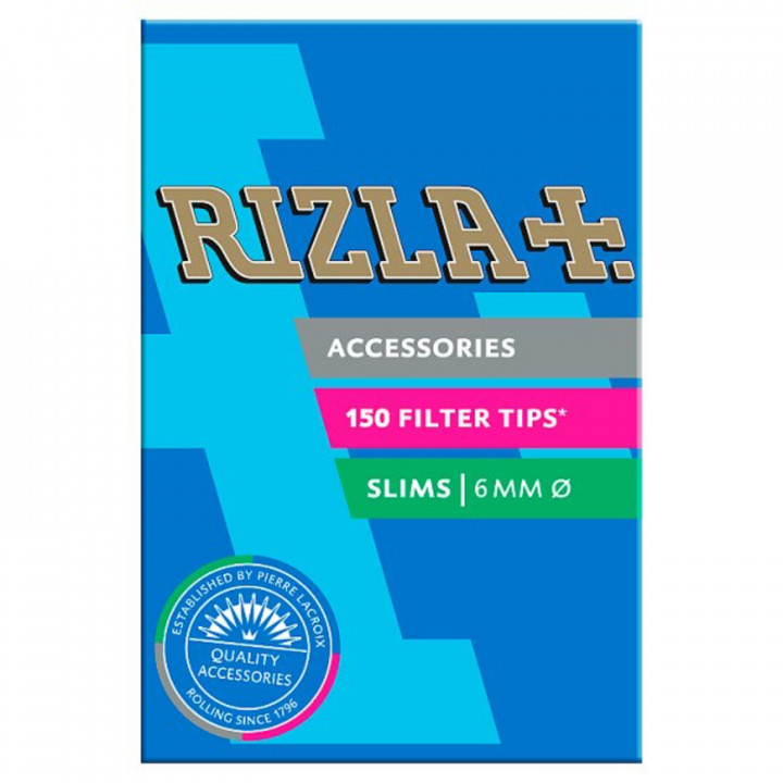 RIZLA FILTER TIPS 150   old