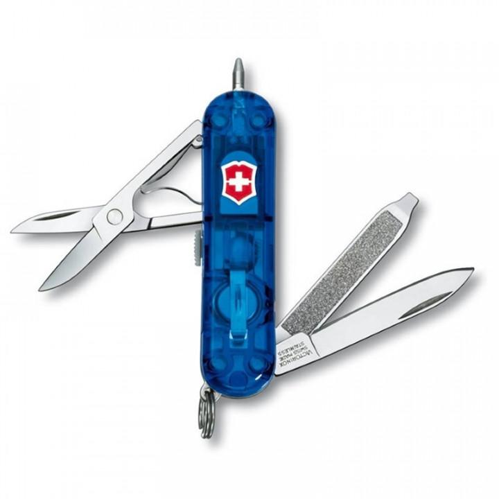 POCKET KNIFE SIGNATURE LITE BLUE