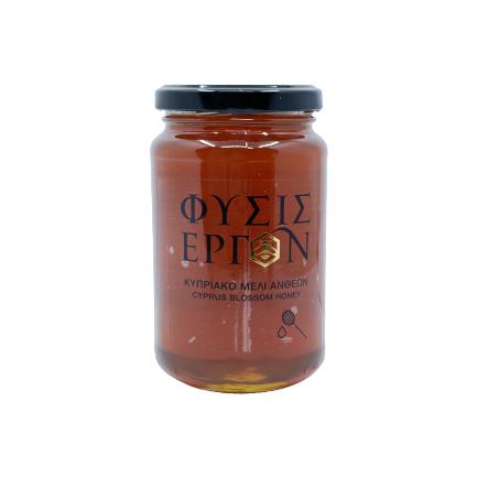 ΦΥΣΙΣ ΕΡΓΟΝ traditional cypriot honey blossom flavour 500GR