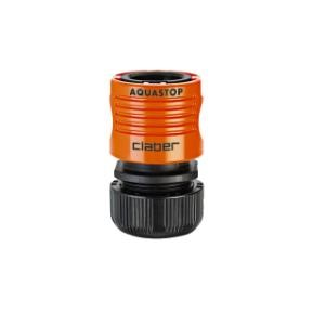 """CLABER Automatic Coupling 1/2"""" With AQUASTOP"""