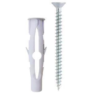 FRIULSIDER CHIPBOARD SCREW 10X60 4PCS