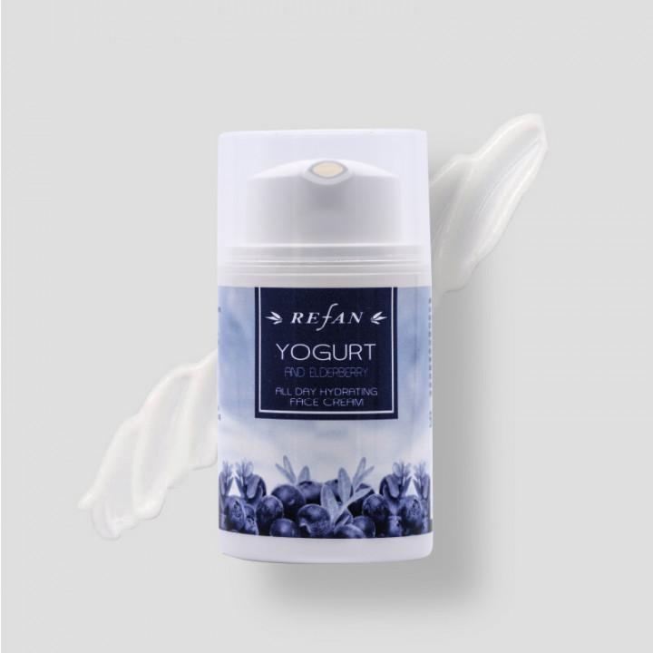 Yogurt & Elderberry Face Cream 50ml