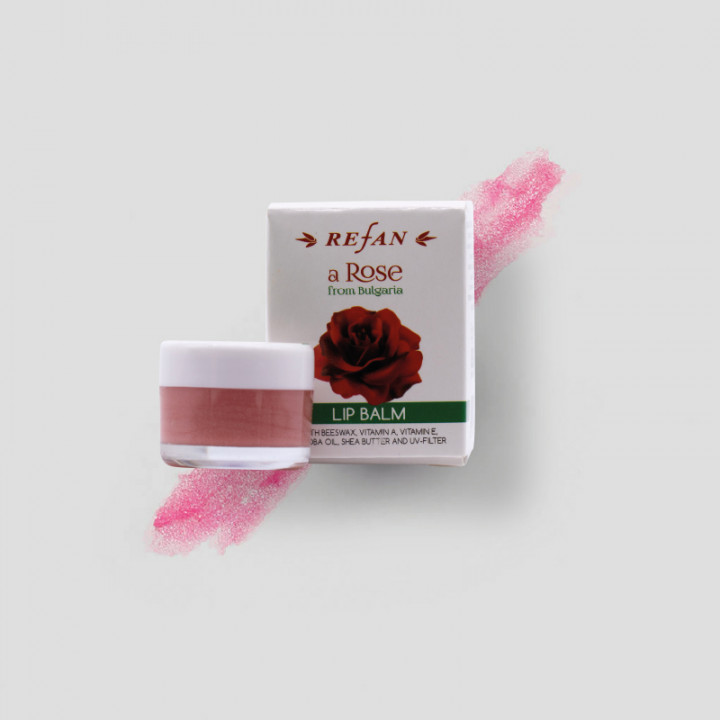 Lip Balm Rose From Bulgaria 5ml